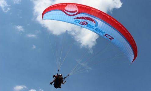 Adrenalinový zážitek ve vzduchu