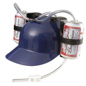 Vtipný dárek – pivní helma