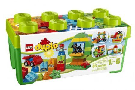 Lego Duplo Box plný zábavy