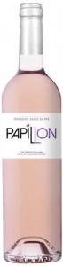 Domaine Saint Mitre Papillon Rosé Cuvée 0,75l 12,5% – nejlepší růžové víno
