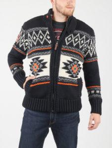 Elegantní svetr nejen do práce