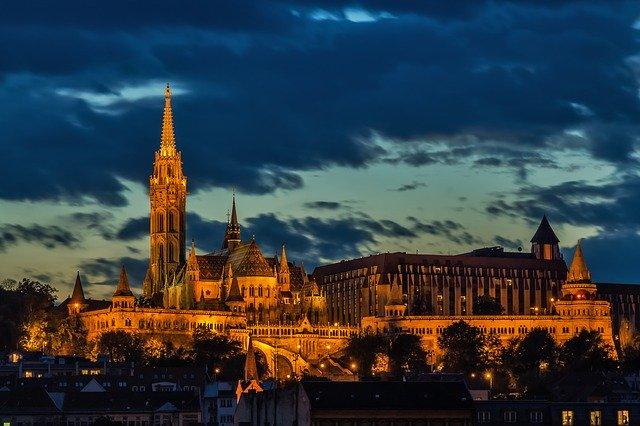 Budapešť dárek