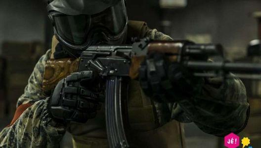 Counter-Strike na vlastní kůži