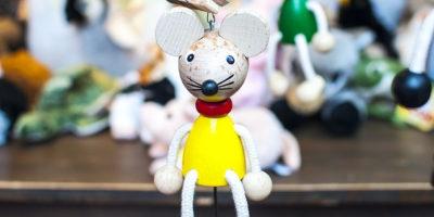 17 nejlepších dřevěných hraček pro děti