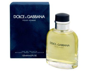 Toaletní voda Dolce & Gabbana Pour Homme