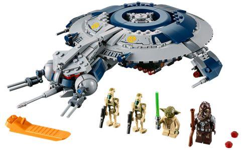 LEGO® Star Wars Dělová loď droidů