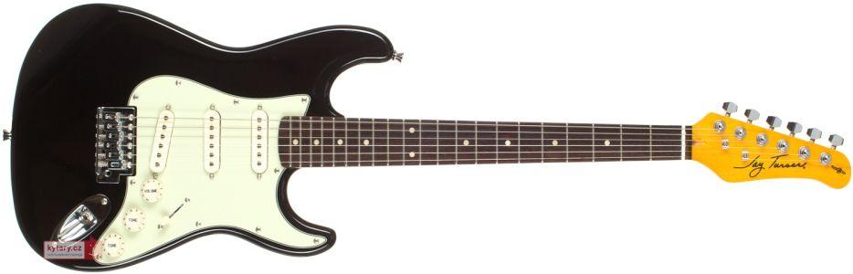 Kytara nebo jiný hudební nástroj