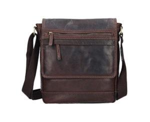 Pánská taška z pravé kůže
