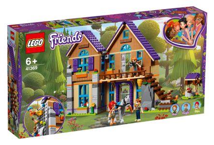 LEGO® Friends Mia a její dům