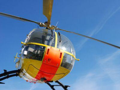 Vyhlídkový let americkým vrtulníkem