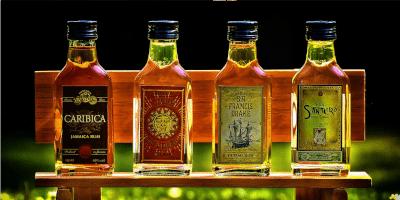 Nejlepší karibský rum a cachaca (nejen jako dárek)