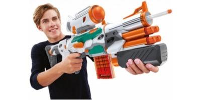 10 tipů na nejoblíbenější zbraně NERF a jejich příslušenství