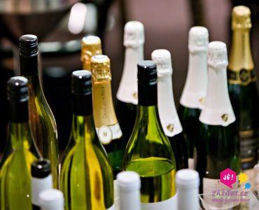 Degustace světových vín