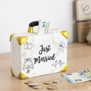 Svatební dar - Kufřík plný peněz