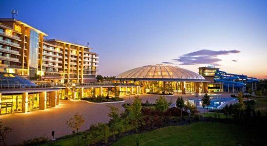 Relaxační víkend v Aquaworld Resort