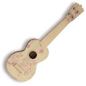 Romantické ukulele