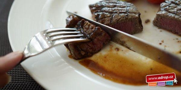 Kurz přípravy steaků a masa