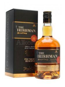 Irská whiskey pro pravé gentlemany