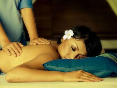 Tradiční thajská masáž