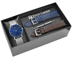 Elegantní pánské hodinky - dárková sada