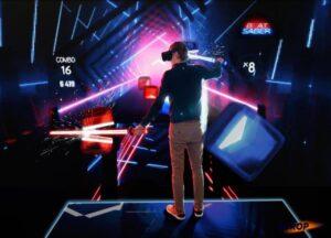 Virtuální zážitek ve vašem obýváku