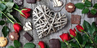 Valentýnské dárky pro zamilované – 20 tipů na dárek k Valentýnu 2021