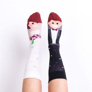 Veselé ponožky pro vás oba