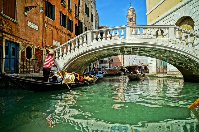 Zážitek pro dva - Benátky
