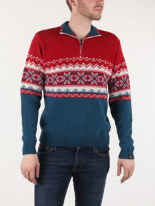 Elegantní pánský svetr