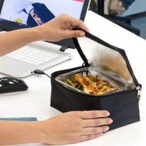 Ohřívací box na obědy