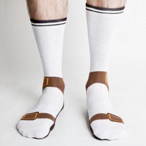 Vtipný dárek - ponožky