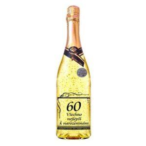 Zlaté šumivé víno