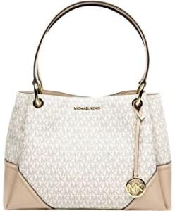 Dámská kabelka Nicole Large Signature – luxusní dárek pro manželku
