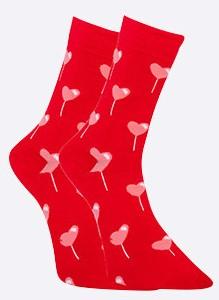Elegantní ponožky - vtipný dárek pro sestru