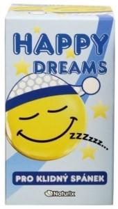 Happy dreams: přípravek pro lepší spánek – vysněný dárek pro babičku