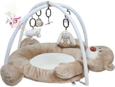 Play toy hrací deka s melodií – nejlepší dárek pro novorozence a jeho maminku