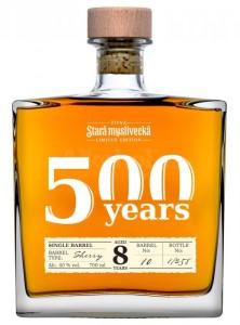 Stará Myslivecká Single Barrel Sherry 8y 0,7l 40% L.E. – česká whisky