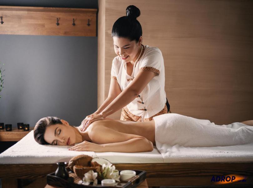 Thajská aroma masáž