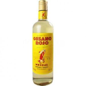 Tequila s červem