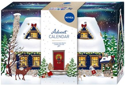 Adventní kalendář Nivea