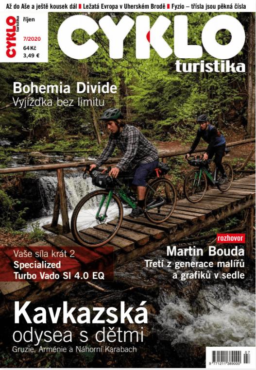 Časopis Cykloturistika