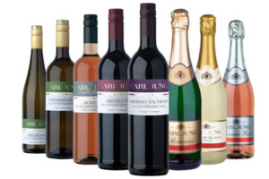 Nealkoholické víno Carl Jung