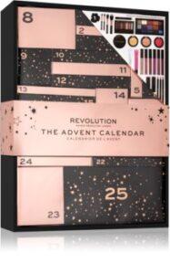 Make-up adventní kalendář