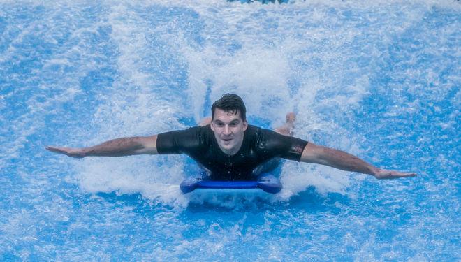 Hodina surfování i se záznamem