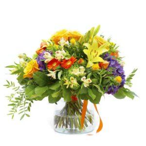 Velká slavnostní kytice