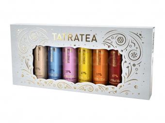 Tatratea Mini Set Mix – dárkové balení tatranských čajů