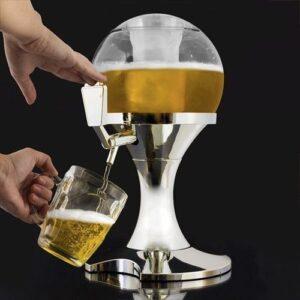 Chladicí pivní výčep