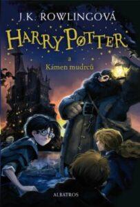 Fantasy kniha pro děti:Harry Potter a Kámen mudrců