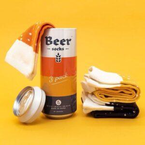 Dárek pro pivaře - Pivní ponožky