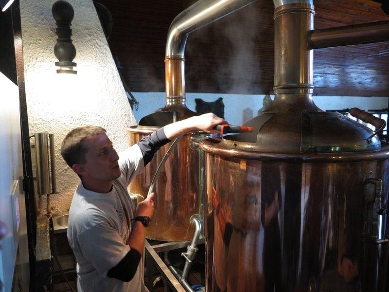 Pivní zážitek – vaření piva